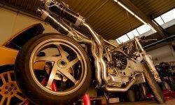 Abgasanlage Ducati 998
