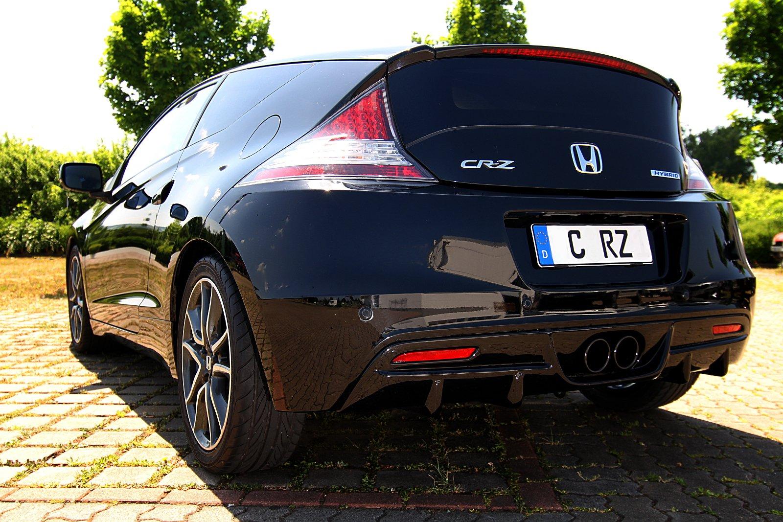 Honda CRZ 1,5 Vtec Auspuffanlage ab Kat