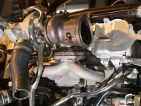 HRE Upgrade - Turbokrümmer am Motor