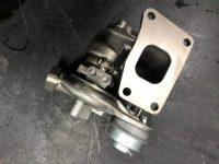 HRE02BW Upgrade-Turbolader für Boosterjet - Übersicht